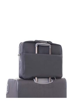 Laptop Briefcase M BLACK view | Samsonite