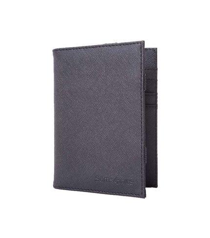 RFID PASSPORT COVER BLACK main | Samsonite