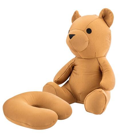 Bear Travel Pillow BROWN main | Samsonite
