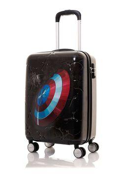 SPINNER 55/20 TSA CAPT AMERICA view | Samsonite