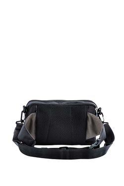 SHOULDER / WAIST BAG 17 BLACK view | Samsonite