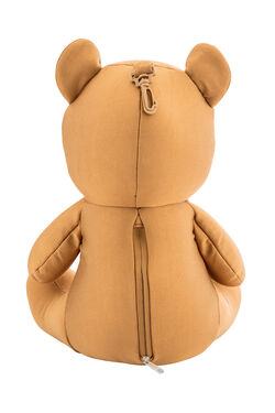 Bear Travel Pillow BROWN view | Samsonite