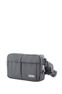 SHOULDER / WAIST BAG 17 GREY view | Samsonite