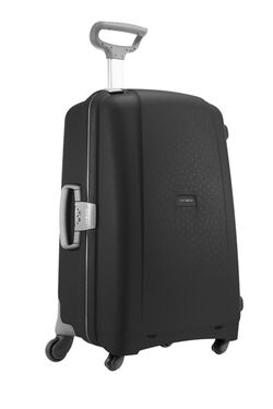 Samsonite Aeris Comfort Spinner 68 TSA Black view | Samsonite