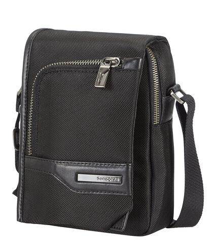 "Samsonite GT Supreme Tablet Crossover 7""+Flap Black main | Samsonite"