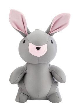 Bunny Travel Pillow GREY view | Samsonite