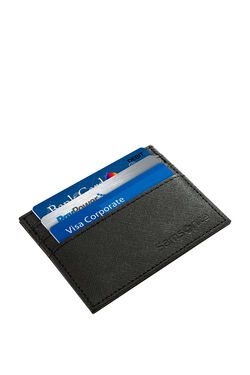 RFID CARD HOLDER ASIA BLACK view | Samsonite