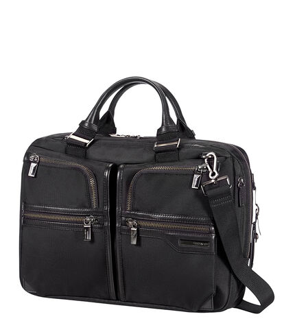 "Samsonite GT Supreme Bailhandle 15.6"" Exp Black main 