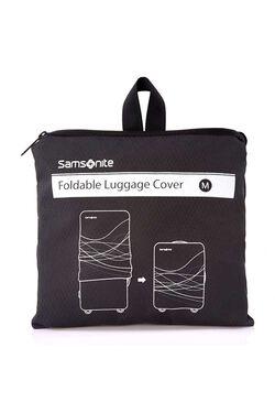 FOLDABLE LUGGAGE COVER M BLACK view | Samsonite