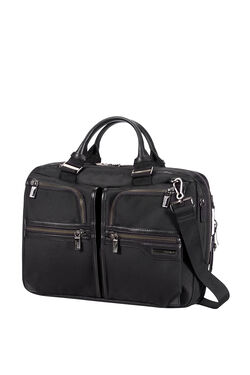 "Samsonite GT Supreme Bailhandle 15.6"" Exp Black view 