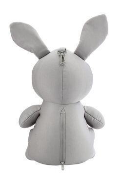 Bunny Travel Pillow GREY view   Samsonite