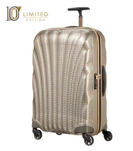 SPINNER 69/25 FL2 10Y GOLD/SILVER main | Samsonite