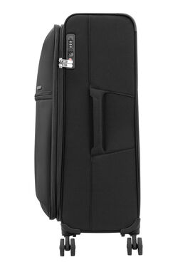 Samsonite 72H DLX Spinner 71/26 EXP (WOB) Black view | Samsonite