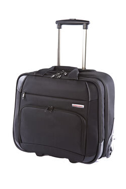 LAPTOP ROLLING TOTE BLACK view | Samsonite