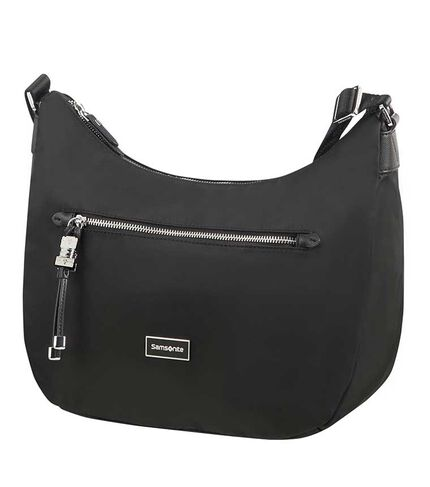 HOBO BAG M BLACK main | Samsonite