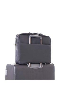 Laptop Briefcase M BLACK view   Samsonite