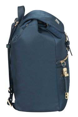 BACKPACK 1 POCKET SW DARK NAVY view | Samsonite