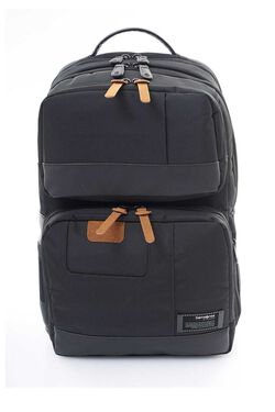 BACKPACK II BLACK view | Samsonite