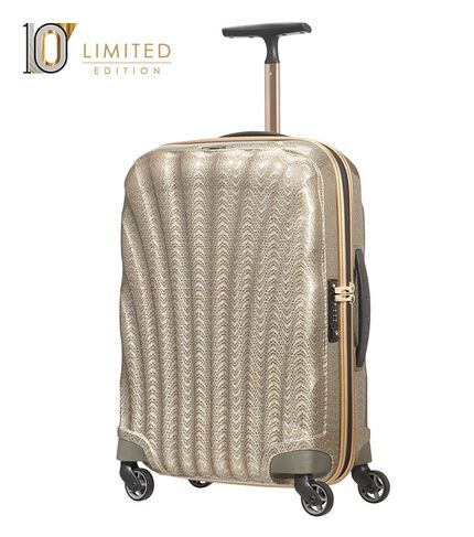 SPINNER 55/20 FL2 10Y GOLD/SILVER main | Samsonite