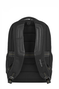 Locus Eco Lp Backpack N1  and Travel Link Acc. Microbead Travel Pillow (Basic) Black view | Samsonite